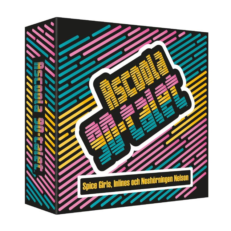 Spel-Ascoola 90-talet