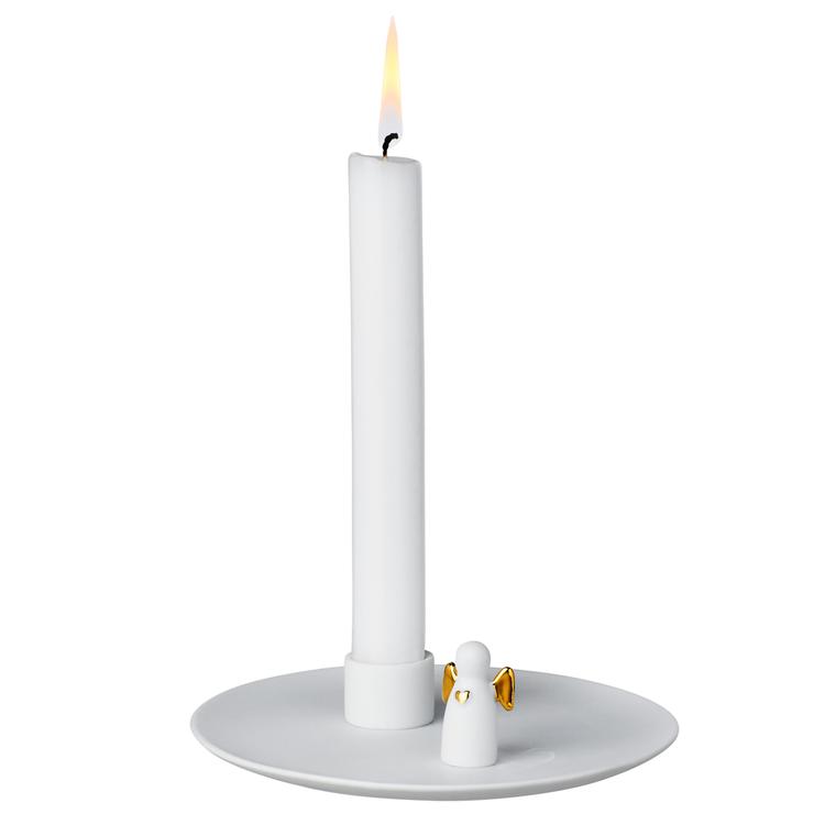 Ljusstake Ängel- RÄDER