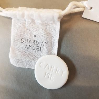 Amulett ängel- RÄDER