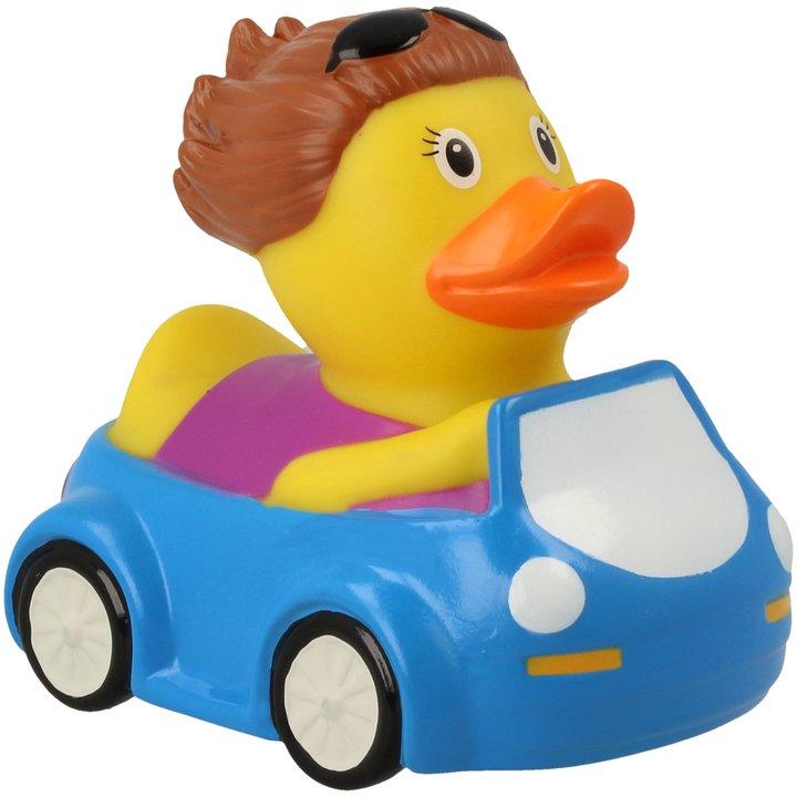 Badanka Bilförare kvinna