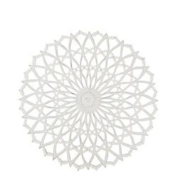 Tempeltavla vit 90 rund-AFFARI 501
