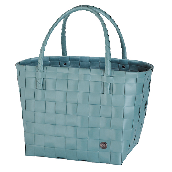 Väska Paris teal blue- HANDED BY