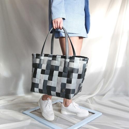 Väska Color Block black mix-HANDED BY