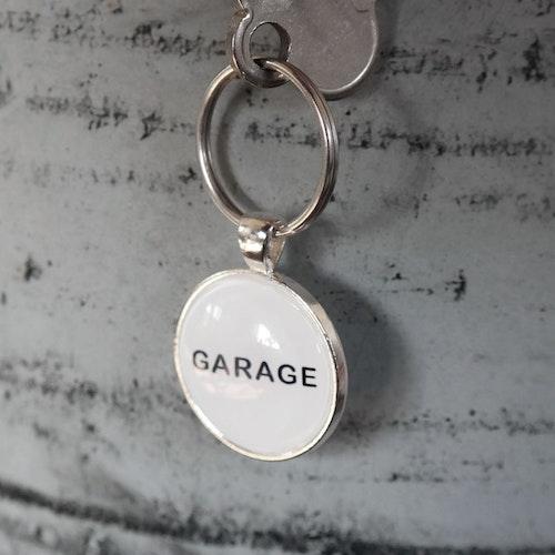 Nyckelring Garage