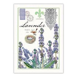 Kökshandduk Lavendel - MICHEL DESIGN WORKS