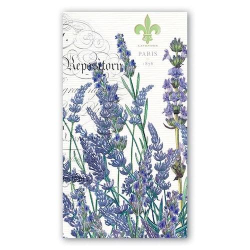 Servetter Lavendel  - MICHEL DESIGN WORKS
