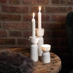 Ljusstakar set med 3- RÄDER