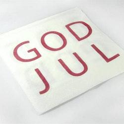 Servetter God Jul-Mellow Design