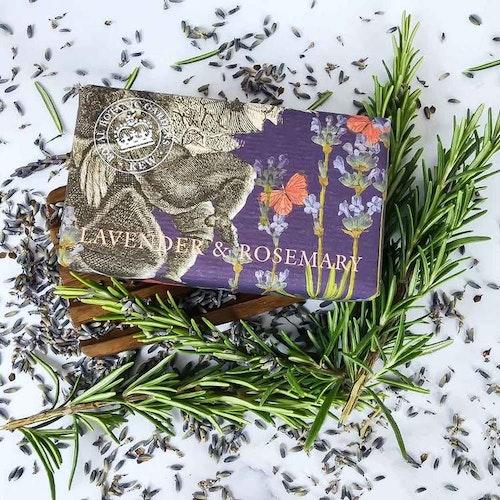Tvål Lavendel- KEW GARDENS