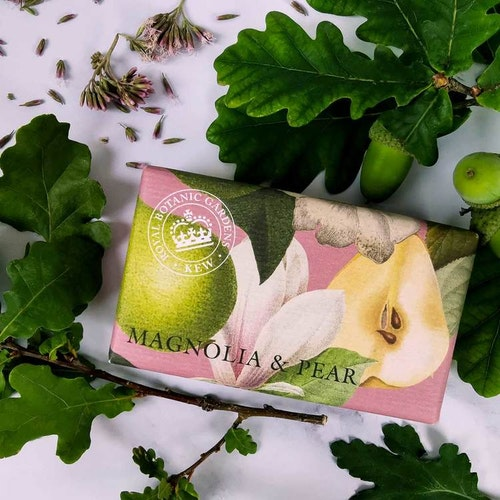 Tvål Magnolia- KEW GARDENS