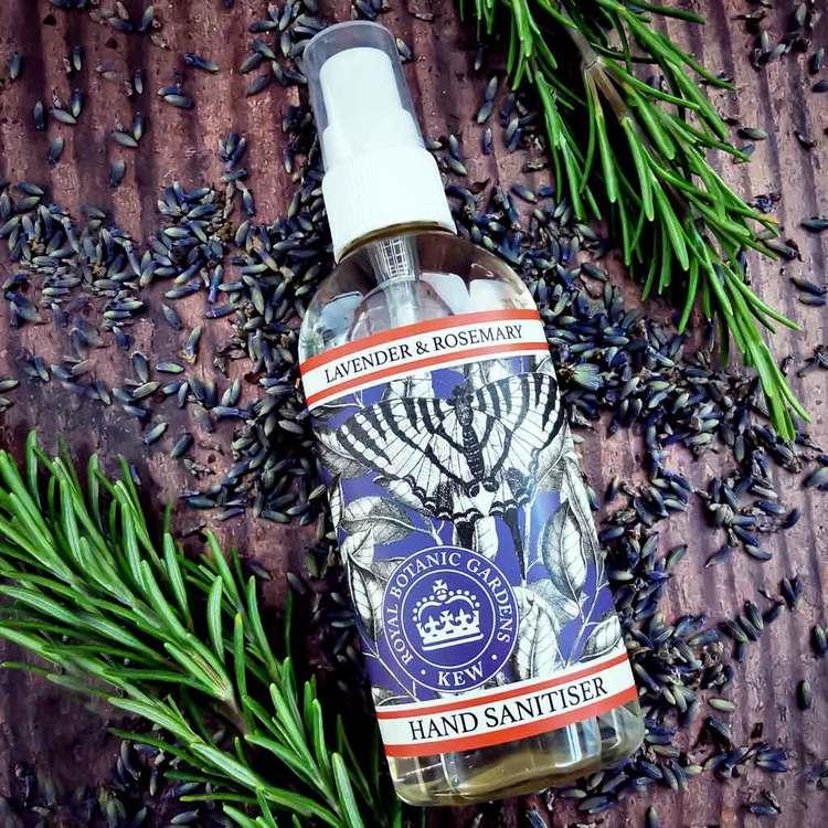 Handsprit Lavendel- KEW GARDENS