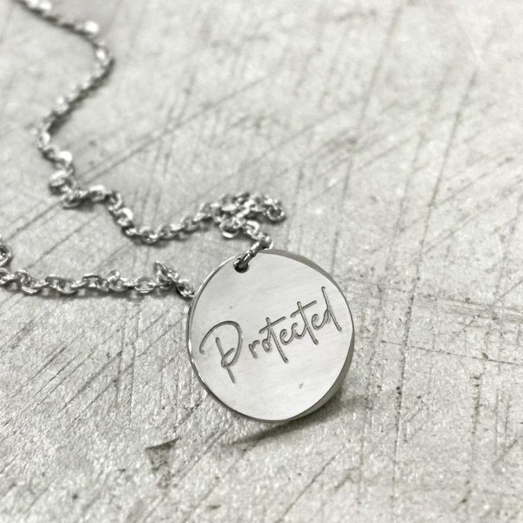 "Halsband ""Protected"" - YOGIA"