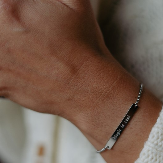 """Armband """"Magic is Real"""" 11:11 - SOUL FACTORY"""