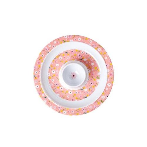 Äggkopp rosa- RICE