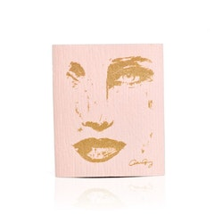 Disktrasa Piece rosa- CAROLINA GYNNING