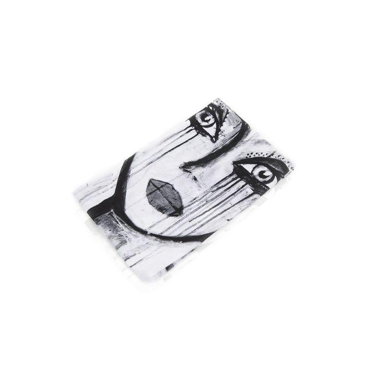 Kökshanddukar Slice svartvit- CAROLINA GYNNING