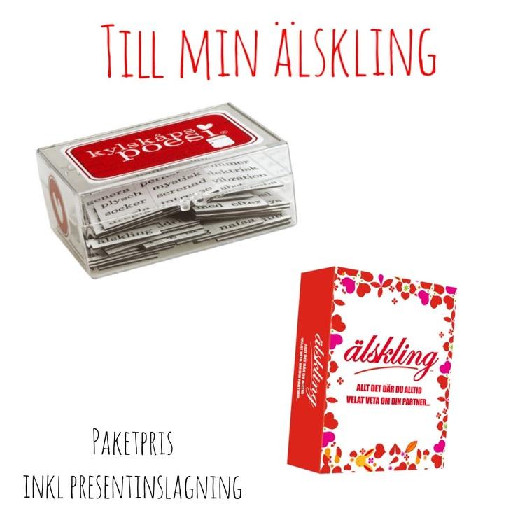 Paket- Älskling