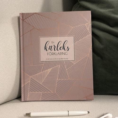 Fyll-i-bok: En kärleksförklaring