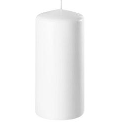 Blockljus vit 15 cm