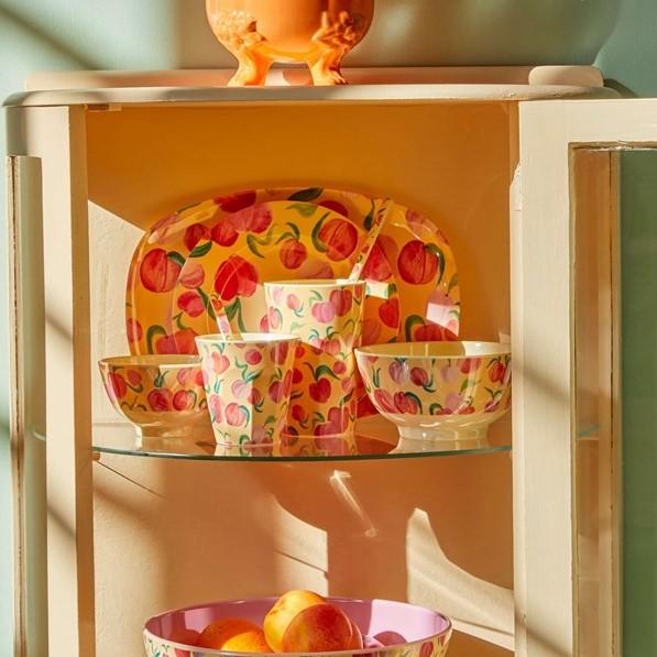 Mugg Peach- RICE