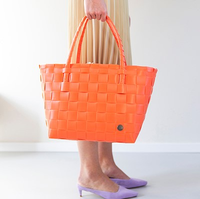 Väska Paris coral orange- HANDED BY