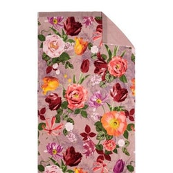 Strandhandduk 100 x 180 Scarlett dusty rose - ESSENZA