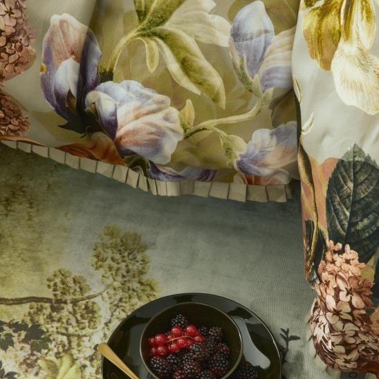 Bäddset Claire grå- ESSENZA