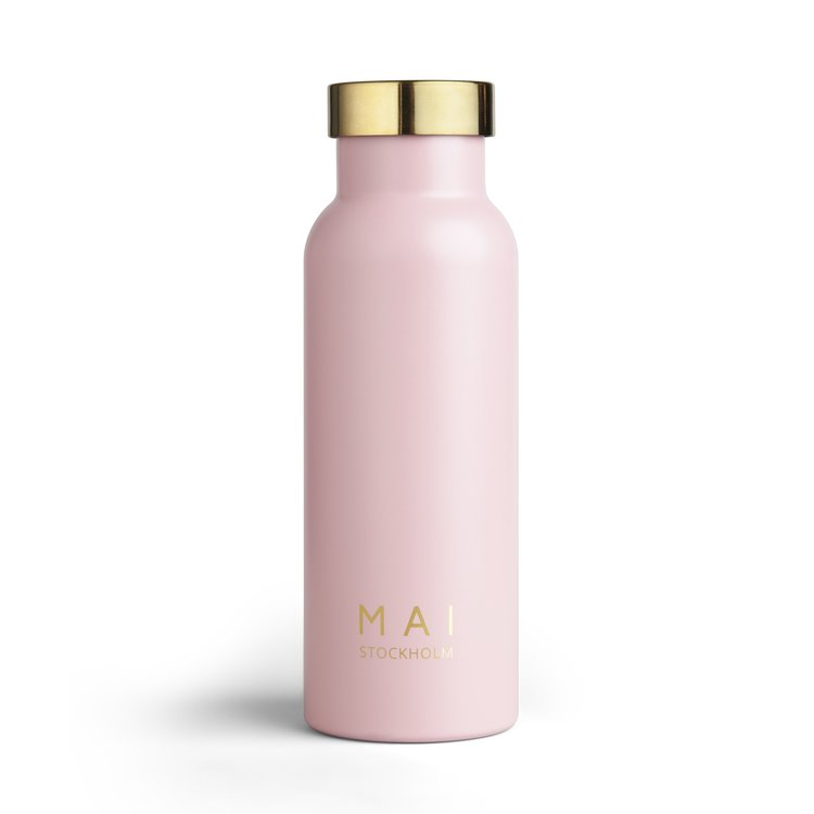 Vattenflaska rosa - MAI STOCKHOLM