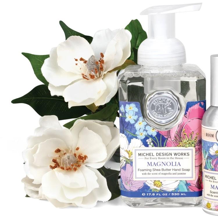 Skumtvål Magnolia-MICHEL DESIGN WORKS