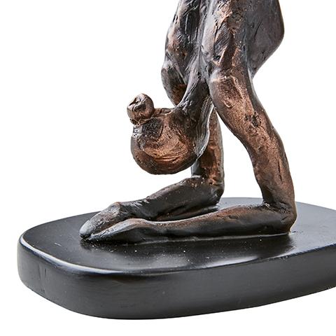 Staty Yoga Upp och Ned