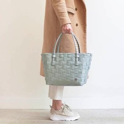 Väska Paris salvia- HANDED BY