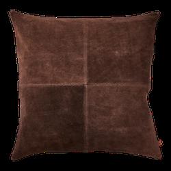 Kuddfodral 50 x 50 mörkbrun