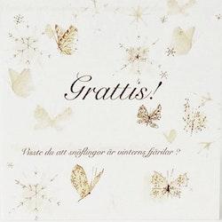 Kort Grattis