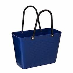 Väska liten blå-HINZA