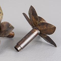 Ljushållare antik- A LOT