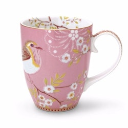 Mugg Early Bird rosa-PIP STUDIO