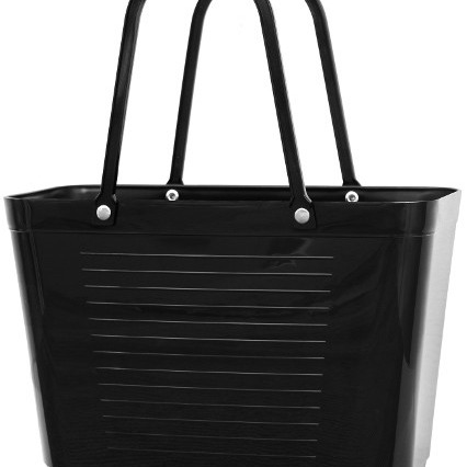 Väska liten svart HINZA