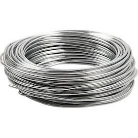 Hård Aluminiumtråd 2 mm