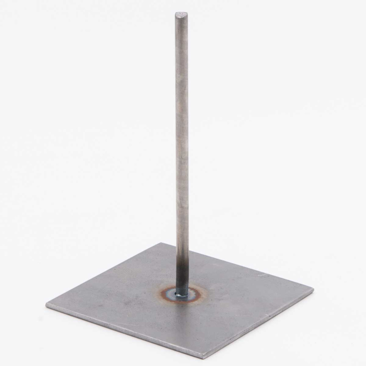 Metallstativ på fot (flera utföranden)