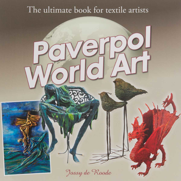 Paverpol World Art (engelsk och nederlänsk text)