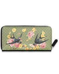 Liquorbrand plånbok Sparrow Green