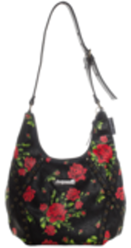 Sourpuss väska Rose Garden Hobo Purse