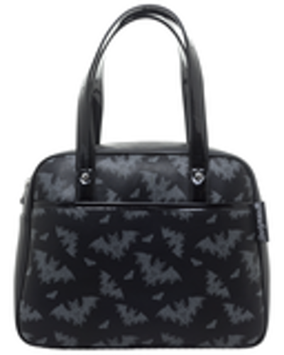 Sourpuss väska Batt Attack Bowler Purse Sourpuss Batt Attack Bowler Purse Sourpuss Batt Attack Bowler Purse