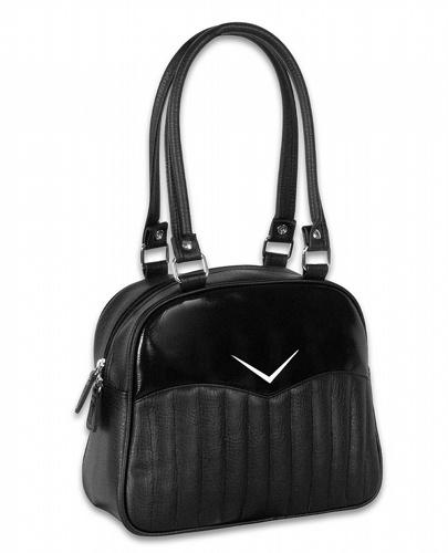 LiquorBrand väska Vega Bowler black