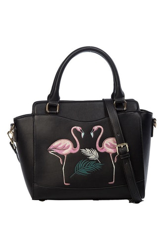 Banned Flamingo Black