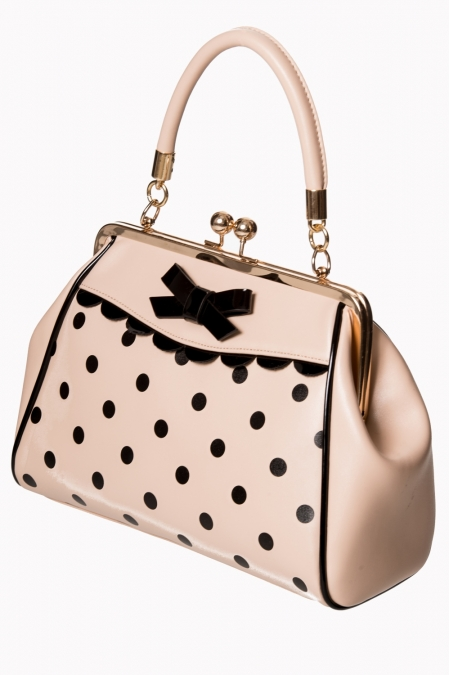 Banned väska CRAZY LITTLE THING BAG Nude/black