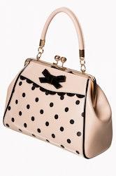 Banned väska CRAZY LITTLE THING BAG Nude/black