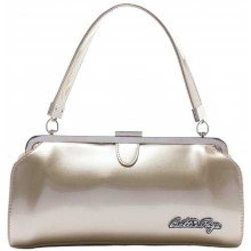 SOURPUSS BETTIE PAGE COVER GIRL PURSE GOLD