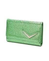 Lux De Ville plånbok grön