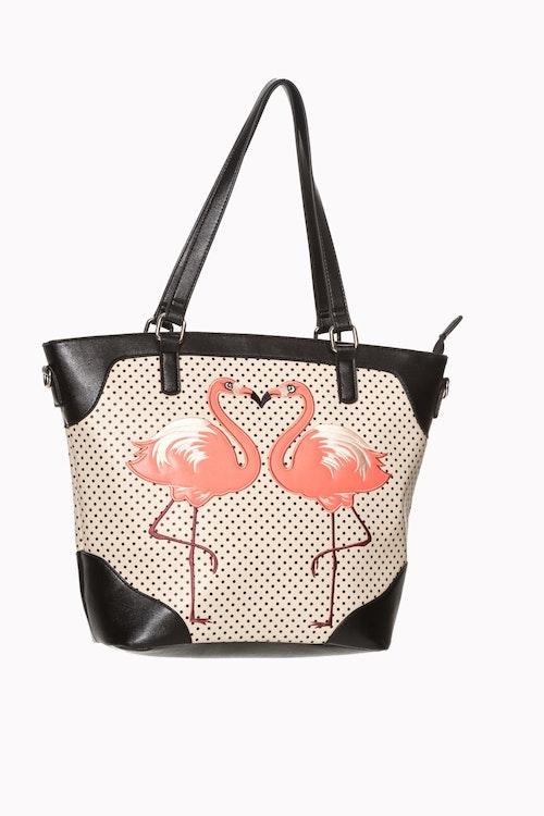Banned väska Blair Flamingo